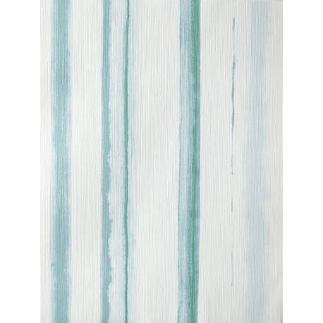 Papier peint Rayures bleu - AMAZONIA - Caselio - AMZ66477171